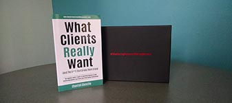 What Clients Really Want book by Chantell Glenville