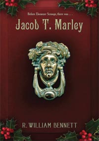 Jacob T Marley book cover