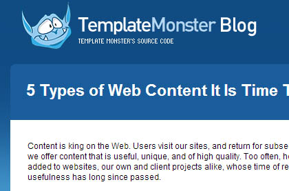 5 Types of Web Content It Is Time to Rethink