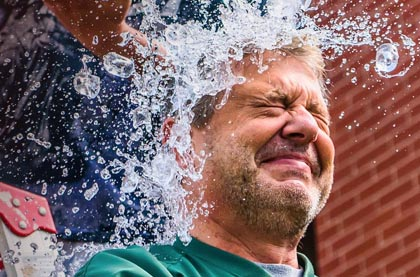 Lessons Learned from the ALS Ice Bucket Challenge