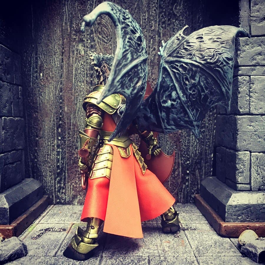 Mythic Legions Draguun custom