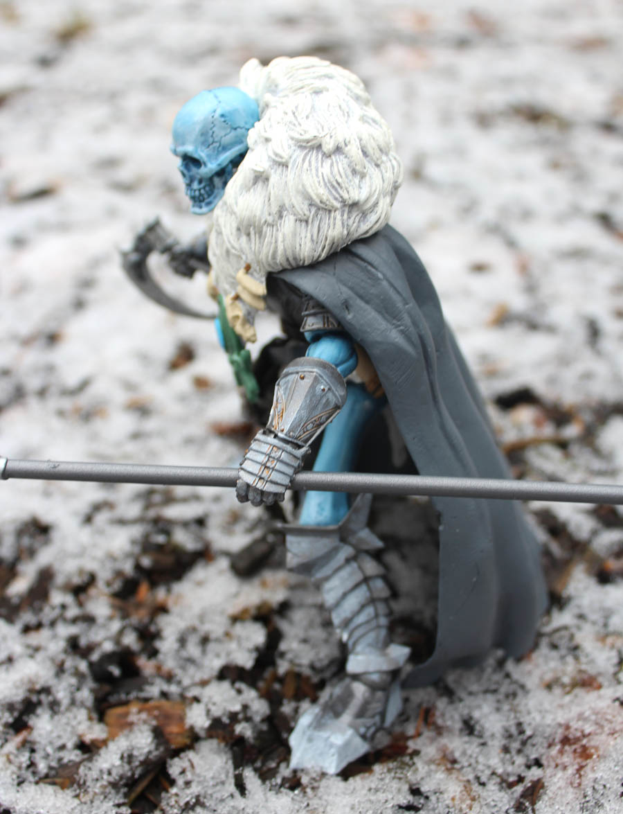 Mythic Legions Ice Skeleton custom