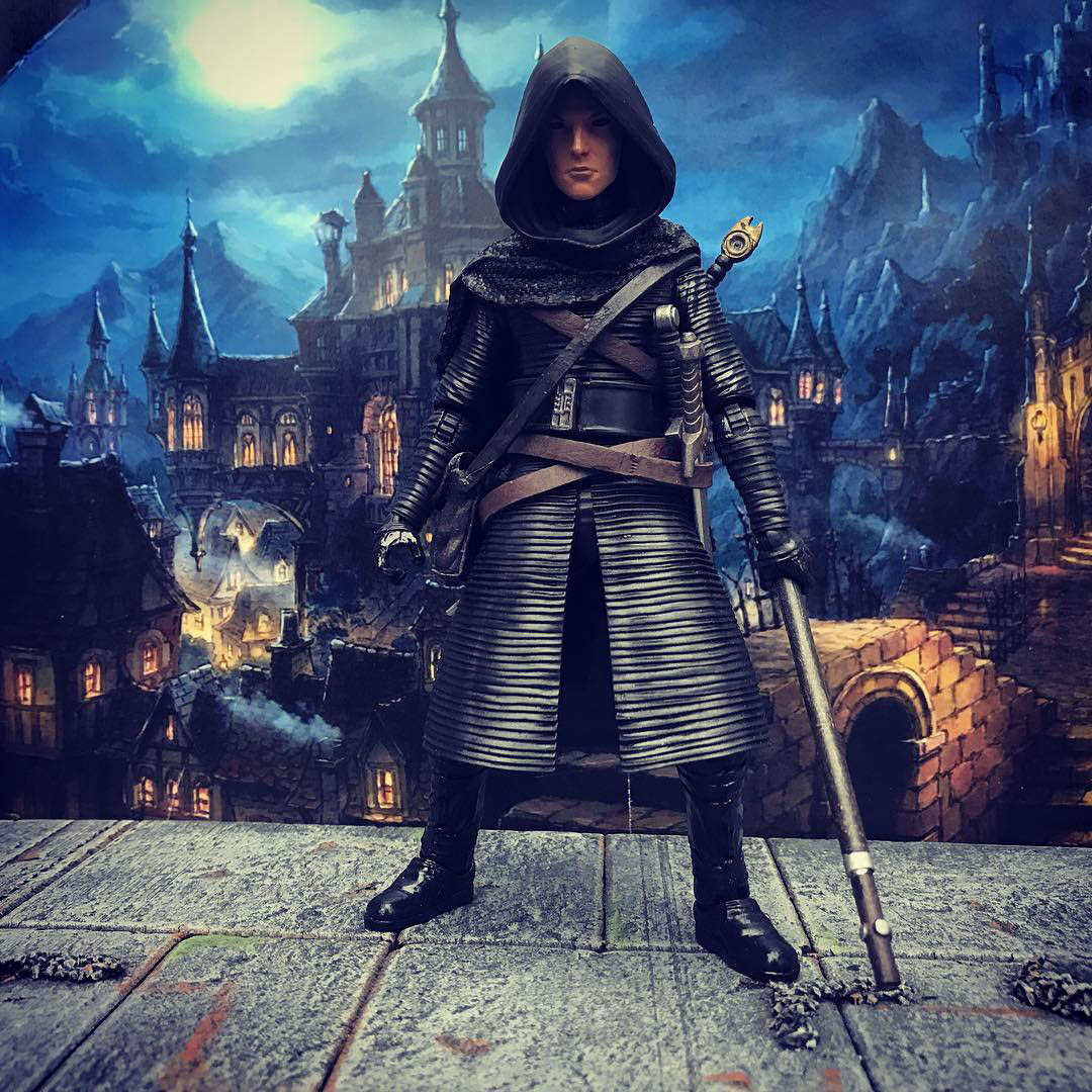 Mythic Legions Thief custom