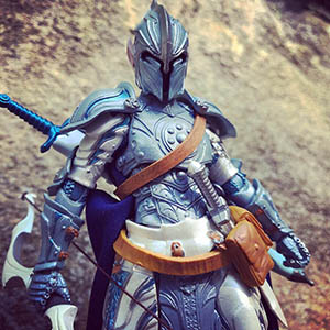 Mythic Legions Frost Elf custom