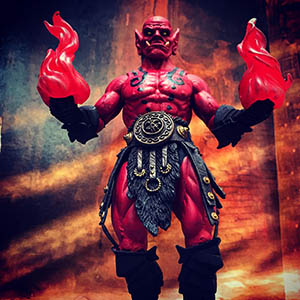 Mythic Legions Ifrit custom