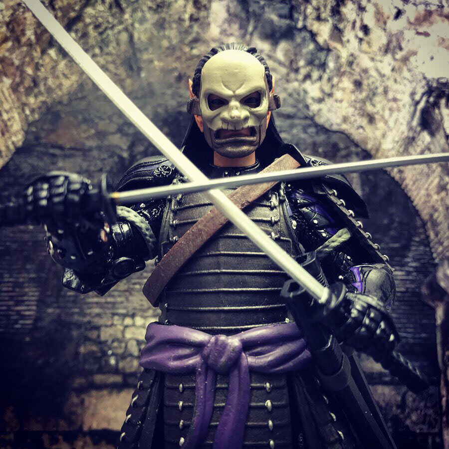 Mythic Legions Vampire Hunter custom
